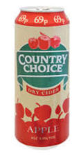 Country Choice Dry Cider (Bestway)