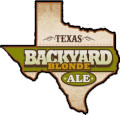 Fort Bend Texas Backyard Blonde