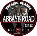 Brewpub K�benhavn Abbaye Road - Abbey Dubbel