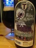 Townsite Bi�re d�Hiver Winter Ale