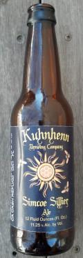 Kuhnhenn Simcoe Sillier Ale