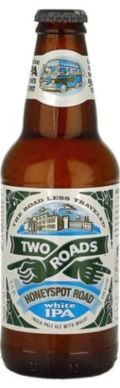 Two Roads Honeyspot Road White IPA