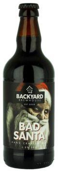 Backyard Bad Santa - English Strong Ale