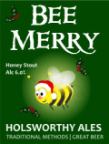 Holsworthy Bee Merry