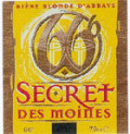 Grain dOrge Secret des Moines 6.66