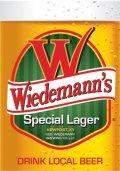 Wiedemann�s Special Lager