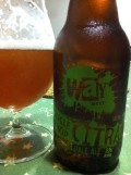 Way American Pale Ale Single Hop Citra
