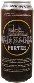 Tribute Old Eagle Chocolate Porter