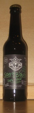 The Monarchy Son of a Batch Dark Gose (Apple Wood) - Grodziskie/Gose/Lichtenhainer