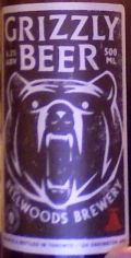 Bellwoods Grizzly Beer