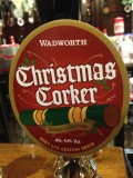 Wadworth Christmas Corker