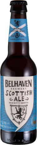 Belhaven Scottish Ale (US Version)