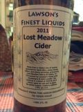 Lawson�s Finest Lost Meadow Cider 2011 - Cider