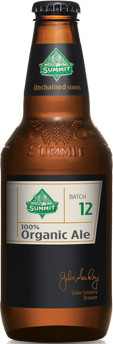 Summit Unchained 12 100% Organic Ale