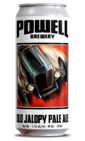 Powell Street Old Jalopy Pale Ale