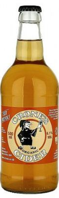 Crone�s User Friendly Organic Cider (Bottle)