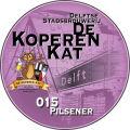 De Koperen Kat 015 Pilsener