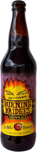 Spiteful Burning Bridges Brown Ale