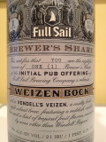 Full Sail Brewer's Share Weizen Bock (Vendell's Veizen)
