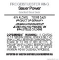 Freigeist / Jester King Sauer Power - Sour/Wild Ale