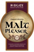 Rudgate Malt Pleaser