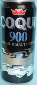 Coqui 900 - Malt Liquor
