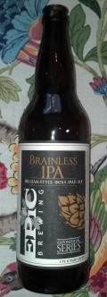 Epic Brainless IPA - India Pale Ale (IPA)