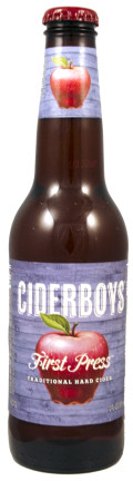 Ciderboys First Press Traditional Hard Cider