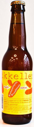 Mikkeller Yeast Series 2.0: Brettanomyces Bruxellensis - Sour/Wild Ale