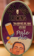 Sky High Dream-On Pale Ale