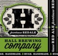 Hall Farmhouse Red Ale