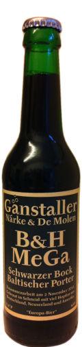 G�nstaller Br�u / N�rke / De Molen B&H MeGa Schwarzer Bock