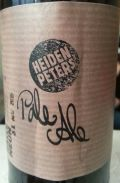 Heidenpeters Pale Ale