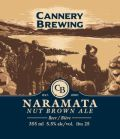 Cannery Naramata Nut Brown - Brown Ale