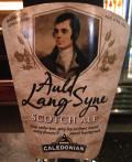 Caledonian Auld Lang Syne