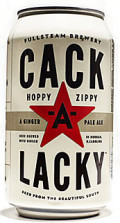 Fullsteam Cackalacky Ginger Pale Ale