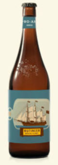 Beaus Mutineer Imperial Pilsner - Imperial Pils/Strong Pale Lager
