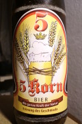 Sudmeister 5 Korn-Bier