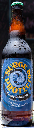 Blue Point Surge Protector Sandy Relief Ale
