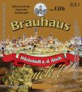 Brauhaus H�chstadt Zwick�l
