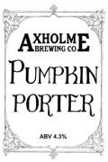 Axholme Pumpkin Porter