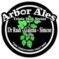 Arbor Triple Hop #01:  Dr Rudi-Galena-Simcoe