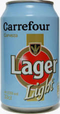Carrefour Lager Light