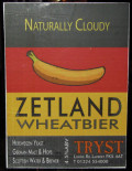 Tryst Zetland Wheatbier (Banana)