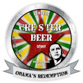Chester Beer Obama's Redemption Stout