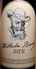 Schaumburger Wilhelm Busch Bier