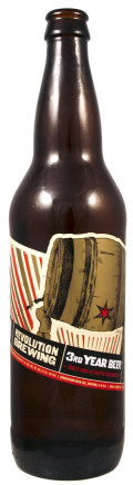 Revolution 3rd Year Beer