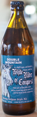 Double Mountain Four Horsemen #1 - White Rider of Conquest - Belgian Strong Ale