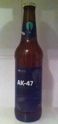 Nom�d AK-47 Kala�nikov