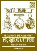 Mr Grundy�s Pip Squeak & Wilfred